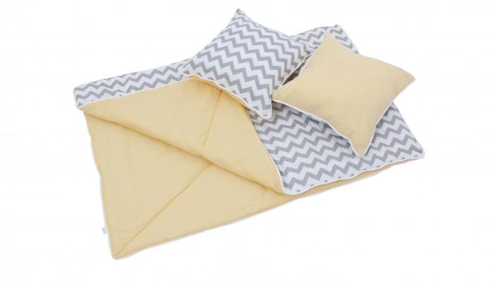 Палатки-домики Polini Одеяло и подушки для вигвама Зигзаг