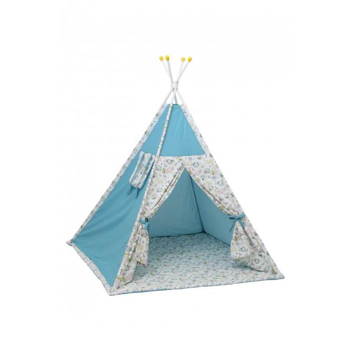Палатки-домики Polini Палатка-вигвам Последний богатырь Лес, Палатки-домики - артикул:494241
