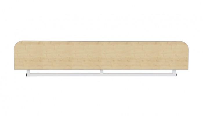 Аксессуары для мебели Polini Приставка задняя для растущей парты-трансформера kids City D2 120х20 см растущие парты