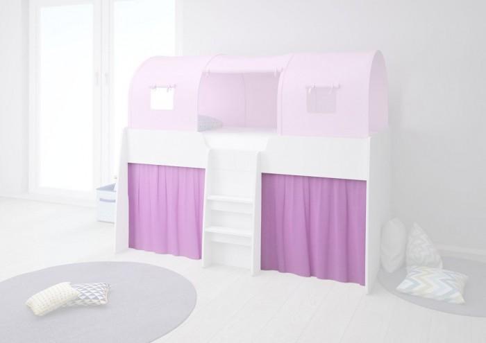 Аксессуары для мебели Polini Шторки для кровати-чердака Polini Simple 4100