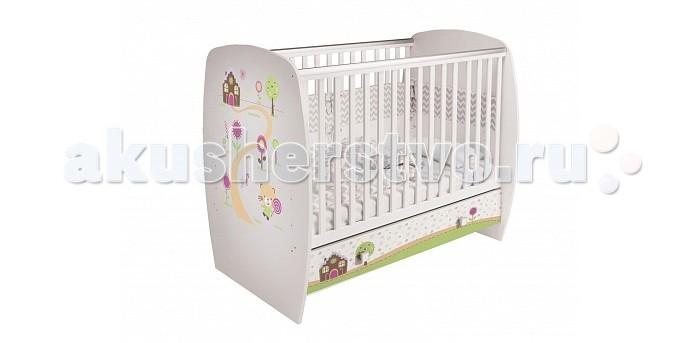 Детская кроватка Polini Simple 710