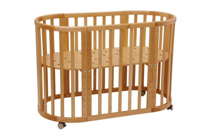 Детская мебель , Кроватки-трансформеры Polini Simple 910 арт: 494181 -  Кроватки-трансформеры