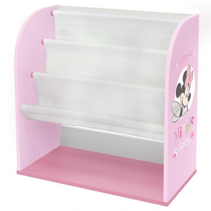 Шкафы Polini Стеллаж детский книжный kids Disney baby 800 Минни Маус-Фея