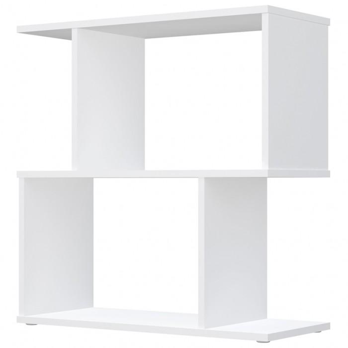 Шкаф Polini Стеллаж Home Smart фигурный 2 секции