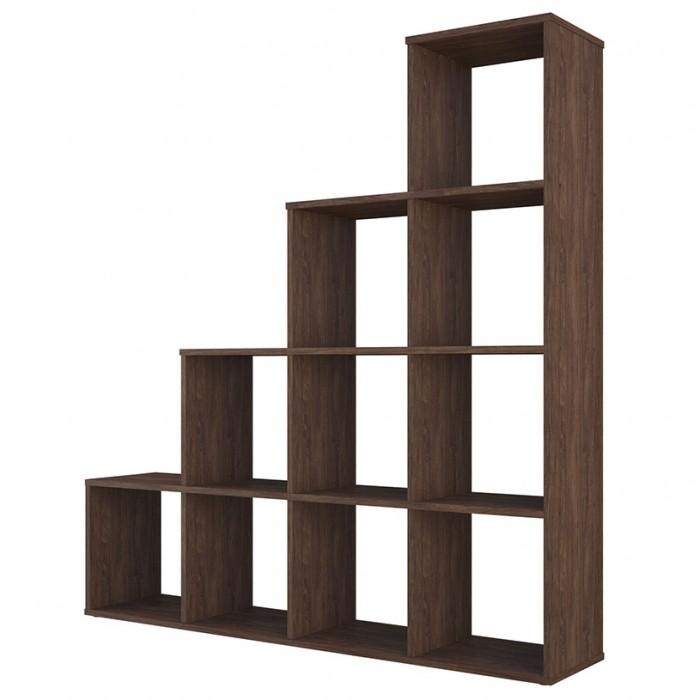 Шкафы Polini стеллаж Home Smart каскадный 10 секций