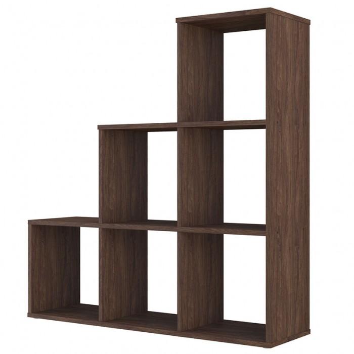 Шкафы Polini стеллаж Home Smart каскадный 6 секций