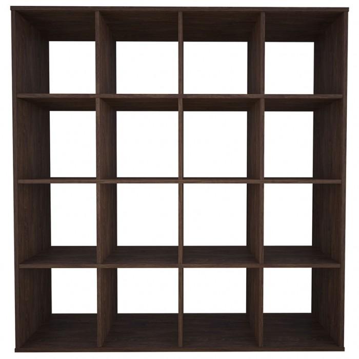 Шкафы Polini стеллаж Home Smart кубический 16 секций