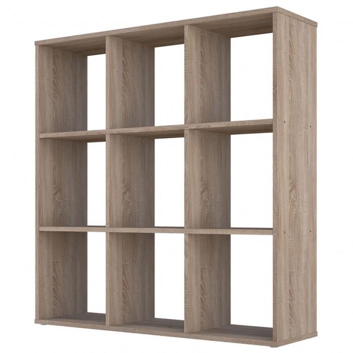 Шкафы Polini стеллаж Home Smart кубический 9 секций