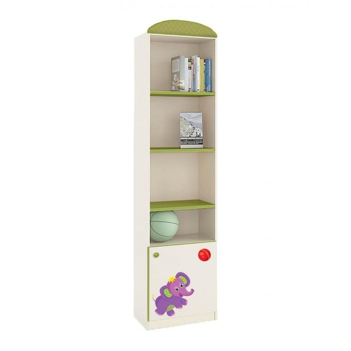 Шкафы Polini Стеллаж kids Basic Elly односекционный