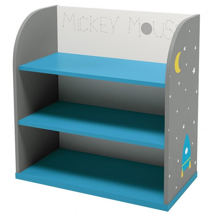 Шкафы Polini Стеллаж kids Disney baby 810 с корзинами Микки Маус