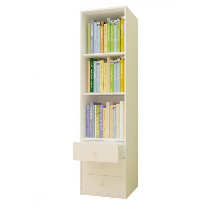 Шкафы Polini Стеллаж с ящиками Simple