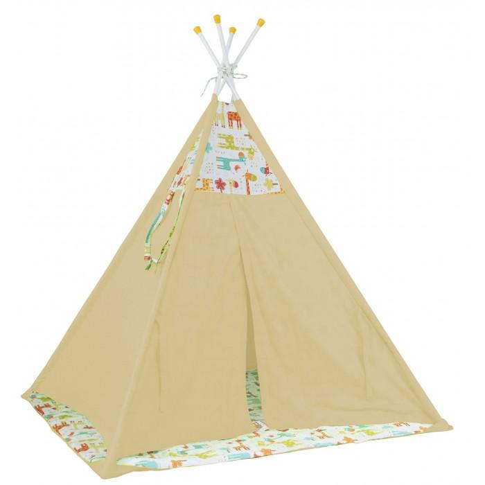 Палатки-домики Polini Вигвам Жираф