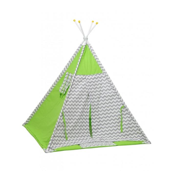 Палатки-домики Polini Вигвам Зигзаг