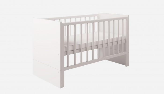 Купить Кроватки-трансформеры, Кроватка-трансформер Polini Classic 140х70 см