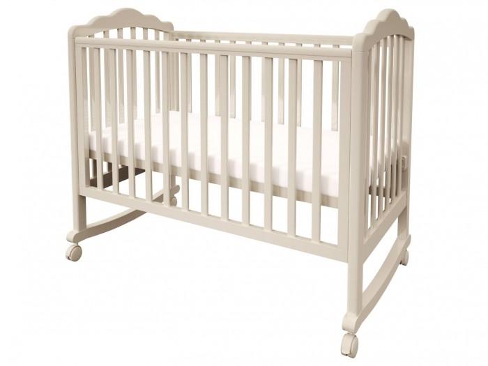 Детская кроватка Polini Classic 621Classic 621Удобная и функциональная детская кроватка Polini Classic 621 предназначена для новорожденных детей и используется до 3 лет. Кроватка для новорожденного 621 изготовлена в соответствии с европейскими нормами EN 716-2:2008+А1:2013.   Изготовлена на современном оборудовании из натурального экологически чистого массива березы, что обеспечивает прочность и долговечность. Высокое качество отделки. Для окраски применяются лаки, не содержащие вредных для здоровья ребенка веществ. Украшает кроватку декоративная накладка спинки.  Характеристики: Материал: древесина березы Основание ортопедическое, регулируется по высоте Реечные панели по бокам не препятствуют естественной вентиляции Размер спального места стандартный 120х60, что позволяет легко подбирать постельное белье и матрасы для ребенка Для качания предусмотрены специальные полозья Защитные накладки ПВХ Для удобства перемещения есть четыре колесика с фиксаторами  Размеры (ВхШхД) – 107.8 х 76 х 128 см Размер ложа – 60 х 120 см Вес - 21 кг<br>