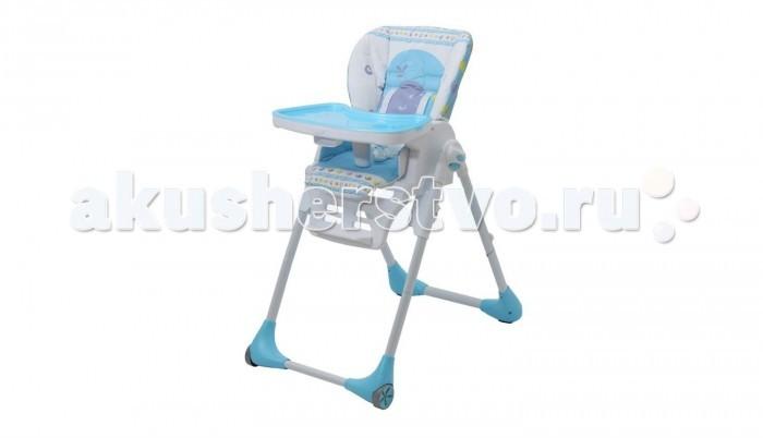 Детская мебель , Стульчики для кормления Polini Classic арт: 335115 -  Стульчики для кормления
