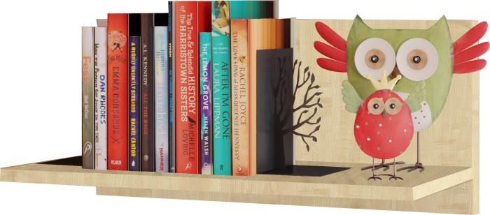 Аксессуары для детской комнаты Polini Полка Simple шкафы polini двухсекционный simple