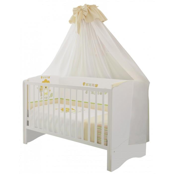 Детская мебель , Кроватки-трансформеры Polini Simple 140х70 см арт: 292309 -  Кроватки-трансформеры