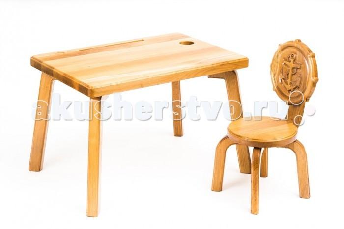 Детские столы и стулья Polli Tolli Комплект детской мебели Book ОФКА Якорь