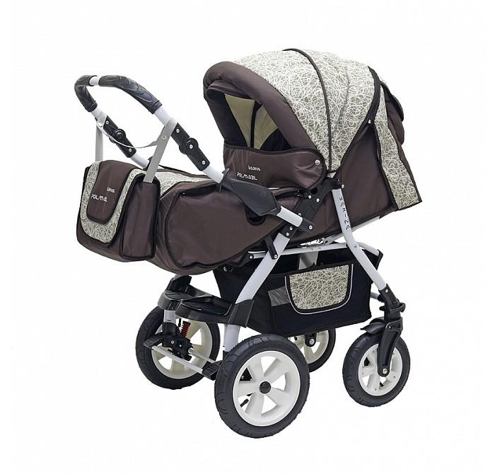 Детские коляски , Коляски-трансформеры Polmobil Karina PCO арт: 336295 -  Коляски-трансформеры