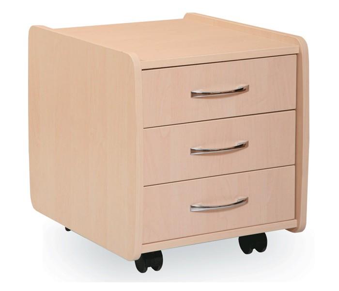 Детская мебель , Комоды Pondi Подкатная тумба арт: 496846 -  Комоды