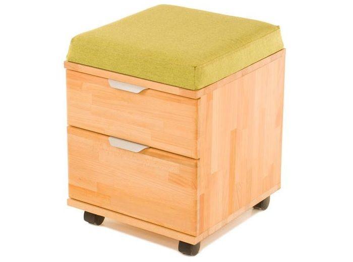 Детская мебель , Комоды Pondi Тумба-пуфик арт: 497111 -  Комоды