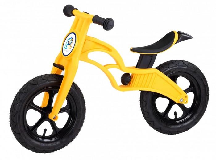 Детский транспорт , Беговелы Pop Bike детский Flash c надувными колесами арт: 323274 -  Беговелы