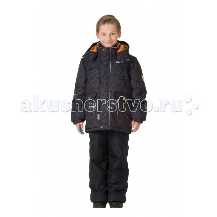 Premont Комплект зимний (куртка и брюки) Блэк ГрафитКомплект зимний (куртка и брюки) Блэк ГрафитPremont Комплект зимний (куртка и брюки) Блэк Графит.  Особенности куртки: Съёмный капюшон  и отстёгивающийся  мех - на молниях; Внешняя ветрозащитная планка на липучках; Внутренняя эластичная манжета;  Внутренняя снегозащитная юбка; Два кармана на липучках; Внутренняя этикетка с местом для имени; Капюшон застегивается на две кнопки на подбородке; Светоотражающие элементы.   Особенности п/комбинезона, брюк: Карман на молнии на полукомбинезоне/брюках; Внутреняя защитная эластичная гетра, Регулировка длины брючин; Усиление брюк в местах повышенного трения вторым слоем ткани Cordura; Эластичные лямки с регулировкой длины; П/комбинезон с высокой грудкой с 2 до 6х, брюки со съемными лямками и спинкой  с 7 до 14 . Ткань верха (куртка): Taslan, мембрана 5000 мм;  Ткань верха (п/комбинезон, брюки): Taslan; мембрана 5000 мм; Подклад: Taffeta, Polar fleece; Утеплитель: Tech-Polyfill 280 г (куртка),  180 г(п/комбинезон, брюки).   Таслан – это инновационная синтетическая ткань, на которую наносится специальное покрытие, имеющее «дышащую» структуру. Свои высокие защитные характеристики эта ткань образует благодаря специальному полимерному слою, который наносится на нее с внутренней стороны. Пористая структура данного полимера не пропускает холодный воздух и воду с внешней стороны, однако обеспечивает отведение наружу воздуха и водяных паров, и к тому же препятствует впитыванию выделений кожи.<br>
