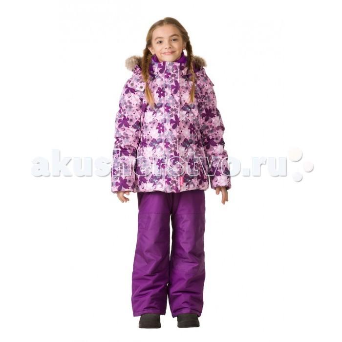 Купить Зимние комбинезоны и комплекты, Premont Комплект зимний (куртка и брюки) Орхидеи Луэр