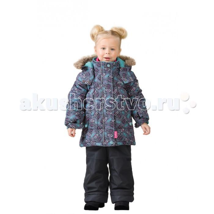 Premont Комплект зимний (куртка и брюки) Совы КвебекаКомплект зимний (куртка и брюки) Совы КвебекаPremont Комплект зимний (куртка и брюки) Совы Квебека для вашего малыша.  Особенности куртки:  Съёмный капюшон  и отстёгивающийся  мех - на молниях;  Внешняя ветрозащитная планка на липучках;  Внутренняя эластичная манжета;   Внутренняя снегозащитная юбка;  Два кармана на липучках;  Внутренняя этикетка с местом для имени;  Капюшон застегивается на две кнопки на подбородке;  Светоотражающие элементы.   Особенности п/комбинезона, брюк:  Карман на молнии на полукомбинезоне/брюках;  Внутреняя защитная эластичная гетра, Регулировка длины брючин;  Усиление брюк в местах повышенного трения вторым слоем ткани Cordura;  Эластичные лямки с регулировкой длины;  П/комбинезон с высокой грудкой с 2 до 6х, брюки со съемными лямками и спинкой  с 7 до 14 .   Ткань верха (куртка): Taslan, мембрана 5000 мм;   Ткань верха (п/комбинезон, брюки):  Taslan; мембрана 5000 мм;  Подклад: Taffeta, Polar fleece;  Утеплитель: Tech-Polyfill 280 г (куртка),  180 г(п/комбинезон, брюки).   Таслан – это инновационная синтетическая ткань, на которую наносится специальное покрытие, имеющее «дышащую» структуру. Свои высокие защитные характеристики эта ткань образует благодаря специальному полимерному слою, который наносится на нее с внутренней стороны. Пористая структура данного полимера не пропускает холодный воздух и воду с внешней стороны, однако обеспечивает отведение наружу воздуха и водяных паров, и к тому же препятствует впитыванию выделений кожи.<br>