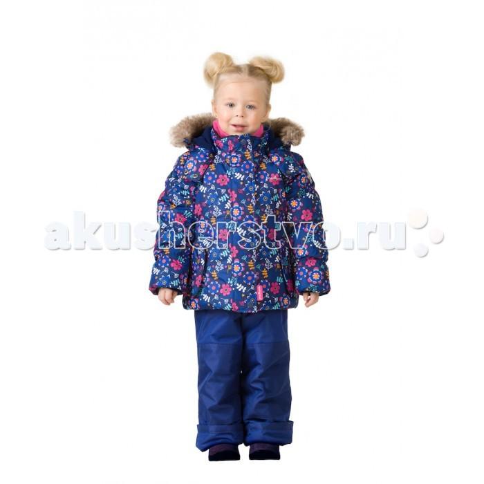Premont Комплект зимний (куртка и брюки) Ягоды и цветы ПасленКомплект зимний (куртка и брюки) Ягоды и цветы ПасленPremont Комплект зимний (куртка и брюки) Ягоды и цветы Паслен для вашего малыша.  Особенности куртки:  Съёмный капюшон  и отстёгивающийся  мех - на молниях;  Внешняя ветрозащитная планка на липучках;  Внутренняя эластичная манжета;   Внутренняя снегозащитная юбка;  Два кармана на липучках;  Внутренняя этикетка с местом для имени;  Капюшон застегивается на две кнопки на подбородке;  Светоотражающие элементы.   Особенности п/комбинезона, брюк:  Карман на молнии на полукомбинезоне/брюках;  Внутреняя защитная эластичная гетра, Регулировка длины брючин;  Усиление брюк в местах повышенного трения вторым слоем ткани Cordura;  Эластичные лямки с регулировкой длины;  П/комбинезон с высокой грудкой с 2 до 6х, брюки со съемными лямками и спинкой  с 7 до 14 .   Ткань верха (куртка): Taslan, мембрана 5000 мм;   Ткань верха (п/комбинезон, брюки):  Taslan; мембрана 5000 мм;  Подклад: Taffeta, Polar fleece;  Утеплитель: Tech-Polyfill 280 г (куртка),  180 г(п/комбинезон, брюки).   Таслан – это инновационная синтетическая ткань, на которую наносится специальное покрытие, имеющее «дышащую» структуру. Свои высокие защитные характеристики эта ткань образует благодаря специальному полимерному слою, который наносится на нее с внутренней стороны. Пористая структура данного полимера не пропускает холодный воздух и воду с внешней стороны, однако обеспечивает отведение наружу воздуха и водяных паров, и к тому же препятствует впитыванию выделений кожи.<br>