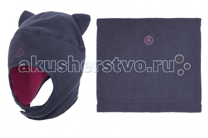 Шапочки и чепчики Premont Шапка, шарф-снуд W47101