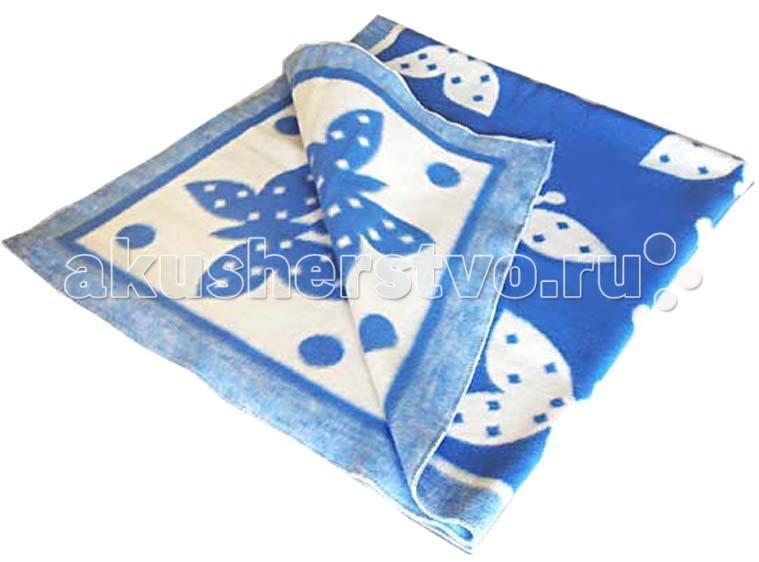 Одеяла Прибалтика байковое 100х140 см одеяла nipperland одеяло