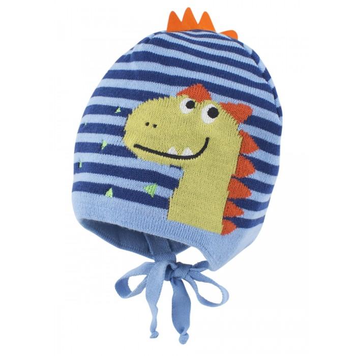Шапки, варежки и шарфы ПриКиндер Шапка демисезонная для мальчика M2-1523/M3-1523