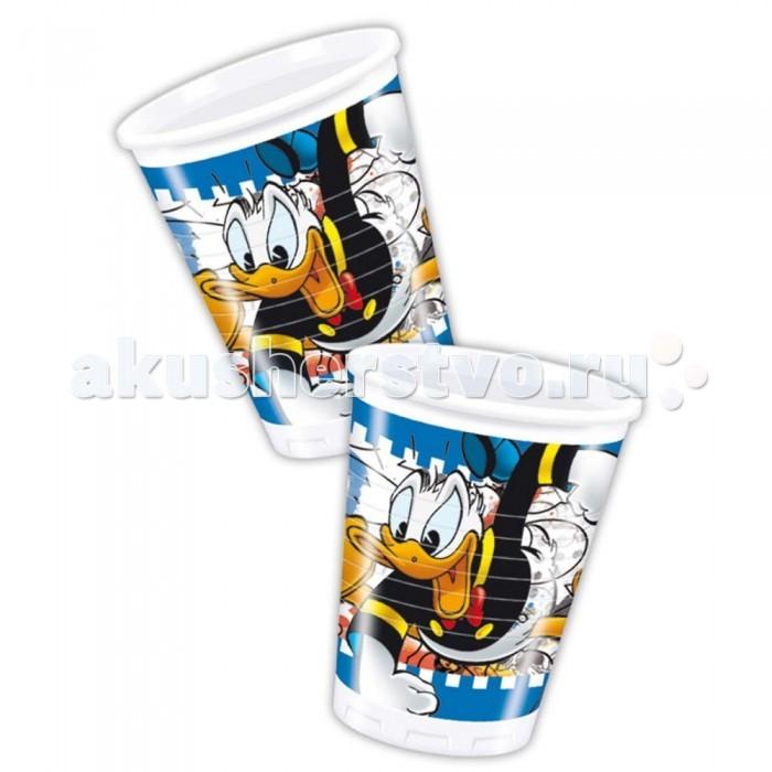 Товары для праздника Procos Стаканы пластиковые 180 мл 8 шт. стаканы пластиковые procos тачки rsn 180 мл 8 шт