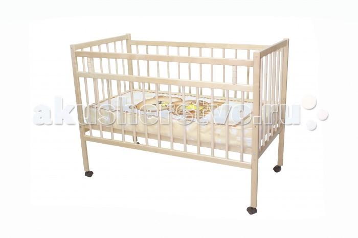 Детская мебель , Детские кроватки Промтекс Колибри-мини ПЛК арт: 460366 -  Детские кроватки
