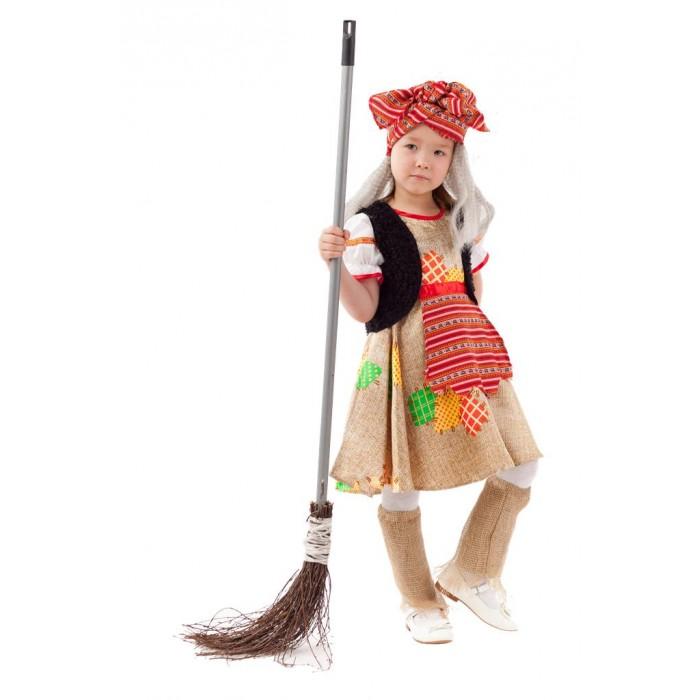 Купить Карнавальные костюмы, Пуговка Карнавальный костюм Баба Яга Русские сказки 1068 к-20
