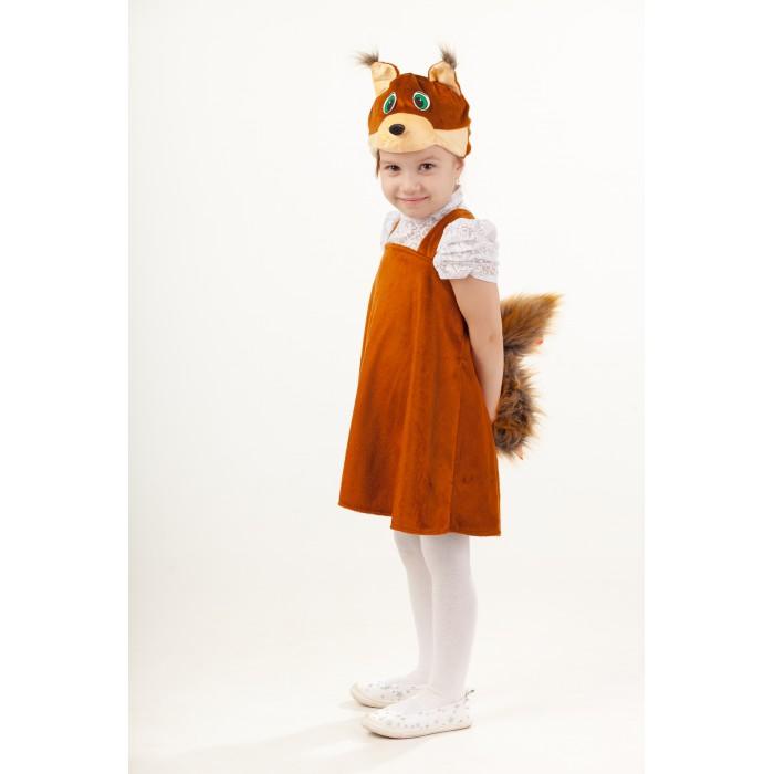 Картинка для Пуговка Карнавальный костюм Белка Кнопочка Сказочный лес