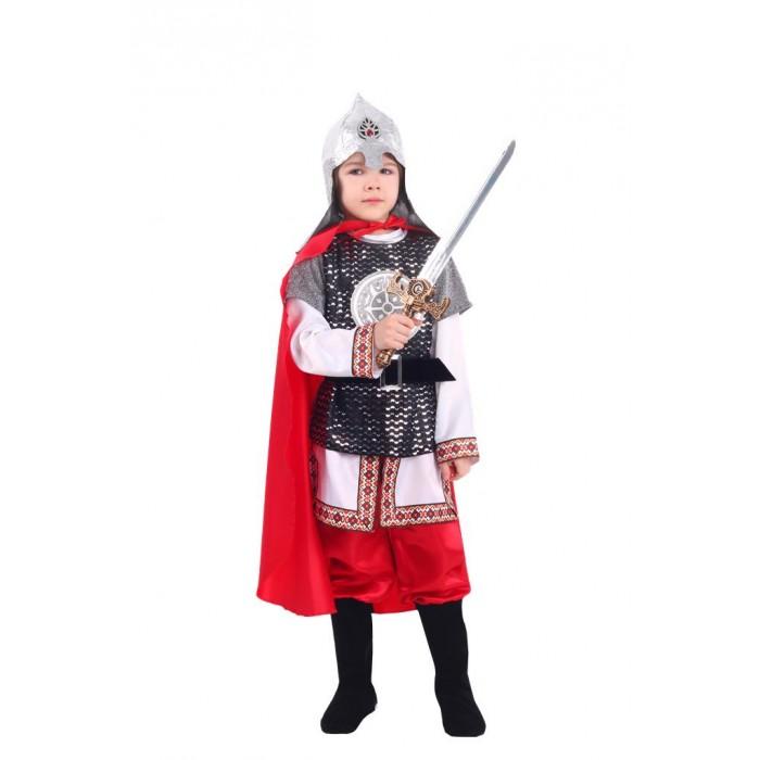 Пуговка Карнавальный костюм Богатырь Сказочный маскарад