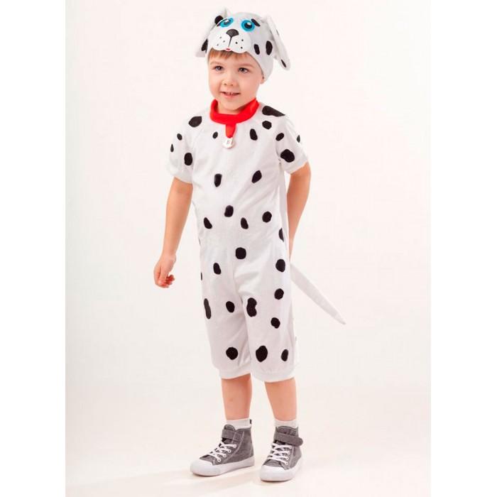 Купить Карнавальные костюмы, Пуговка Карнавальный костюм Далматинец Плюшки-Игрушки