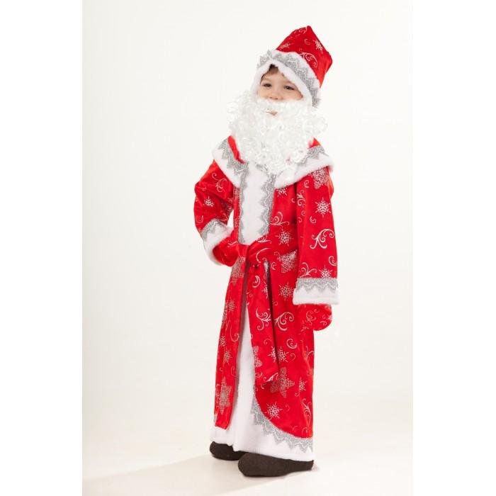 Пуговка Карнавальный костюм Дед Мороз Иванка Новогодняя сказка фото