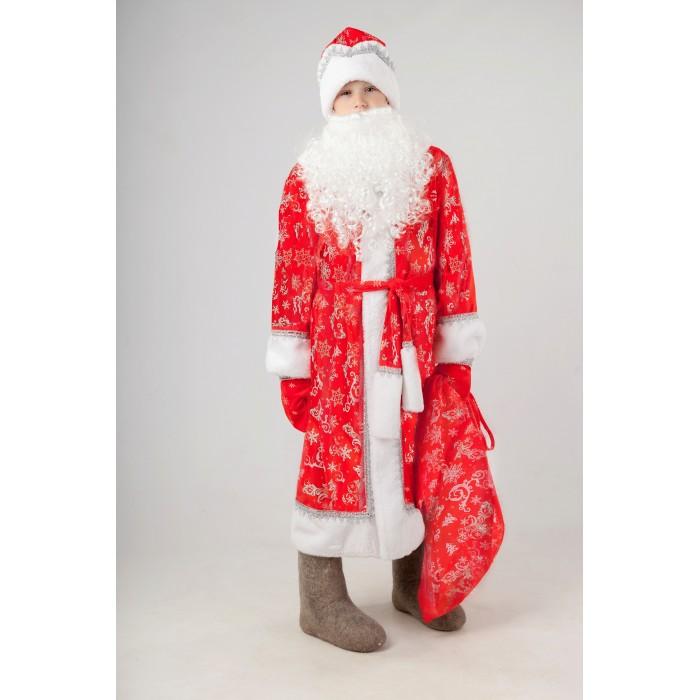 Карнавальные костюмы Пуговка Карнавальный костюм Дед Мороз Морозко Новогодняя сказка
