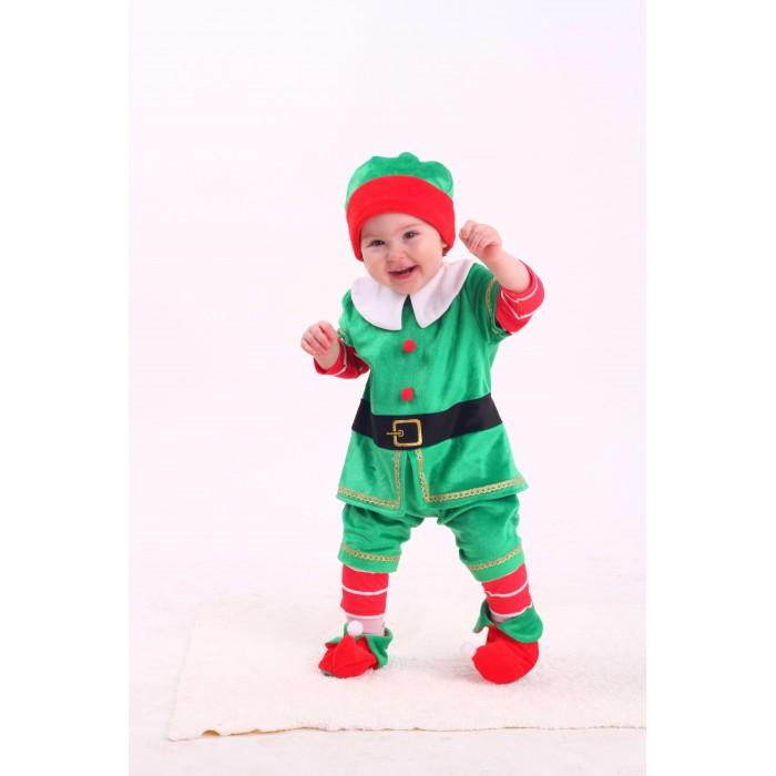 Картинка для Пуговка Карнавальный костюм Гном Ладушки-Игрушки 6012 к-21