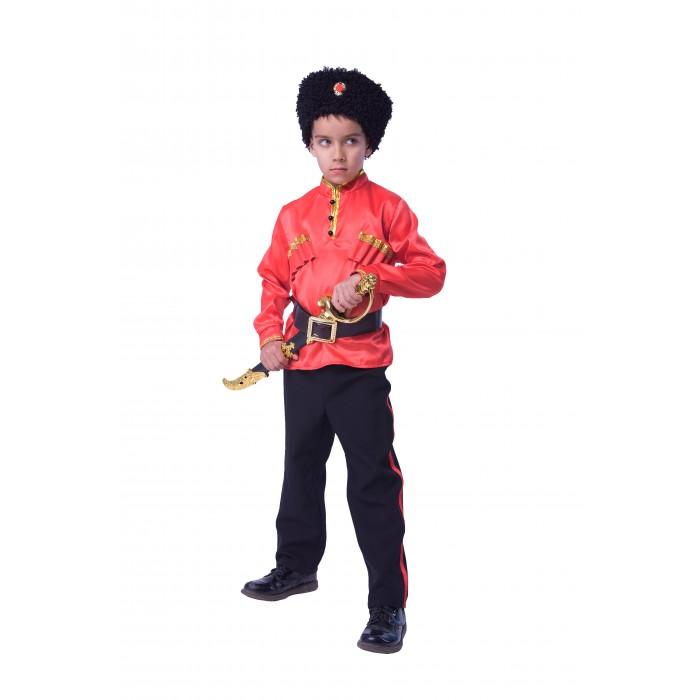 Картинка для Пуговка Карнавальный костюм Казак Русские сказки