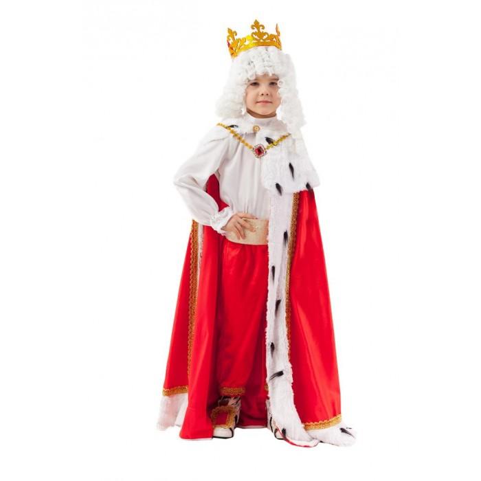 Карнавальные костюмы Пуговка Карнавальный костюм Король Сказочный маскарад
