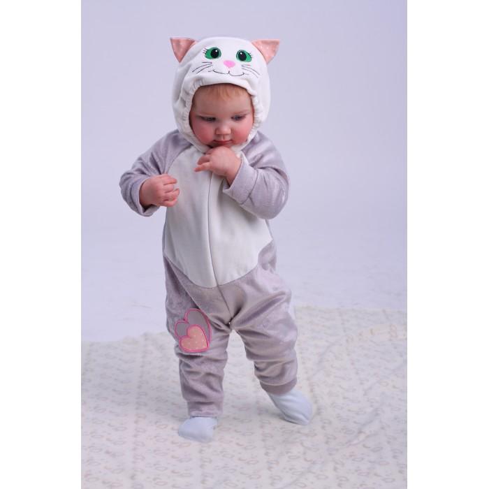 Картинка для Пуговка Карнавальный костюм Кошечка Ладушки-Игрушки 6003 к-19