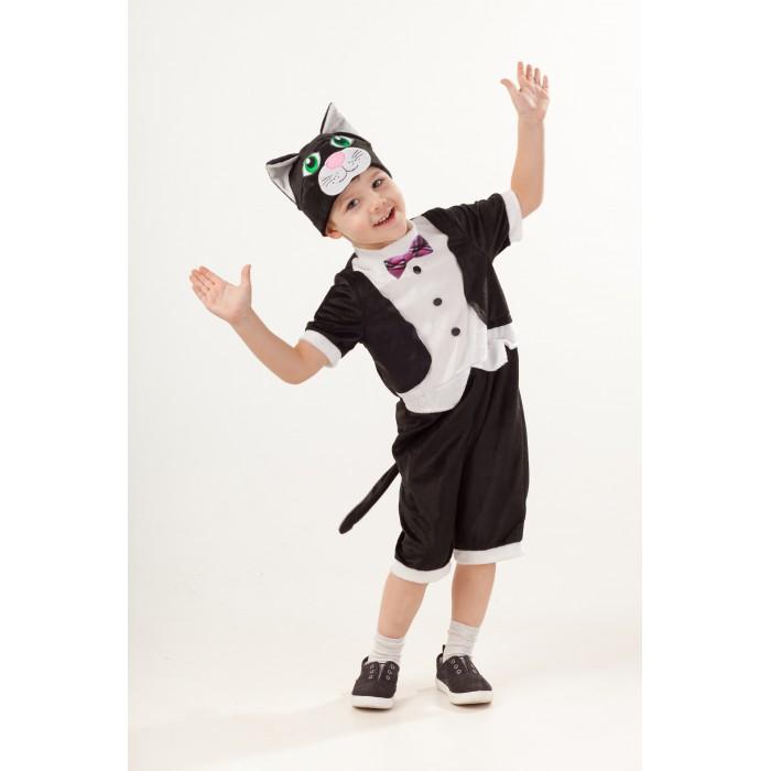 Купить Карнавальные костюмы, Пуговка Карнавальный костюм Кот Алекс Плюшки-Игрушки