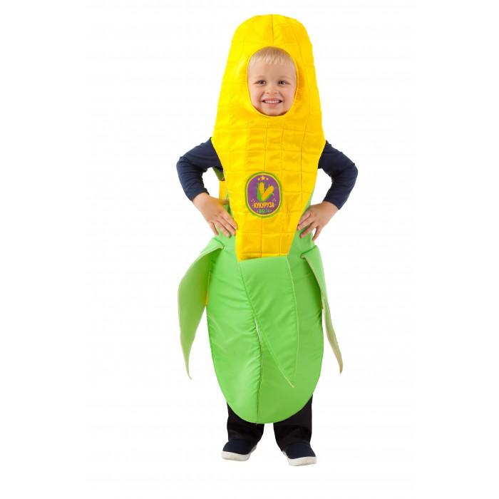 Пуговка Карнавальный костюм Кукуруза Веселая Полянка фото