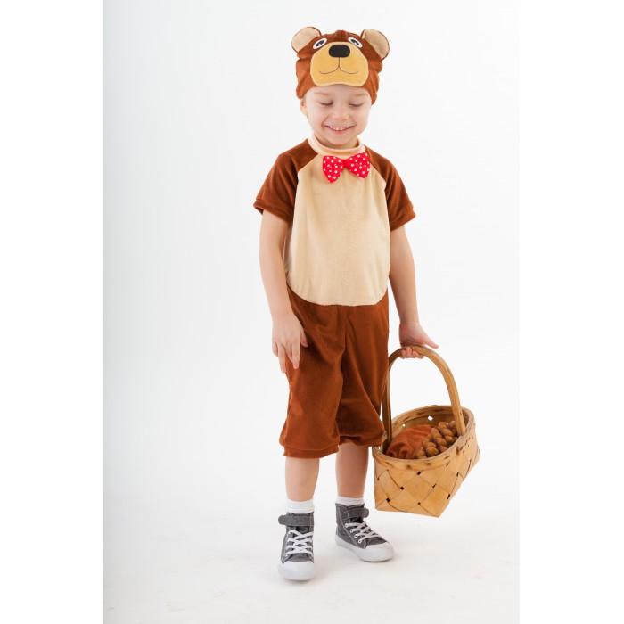 Картинка для Пуговка Карнавальный костюм Медведь Плюшки-Игрушки