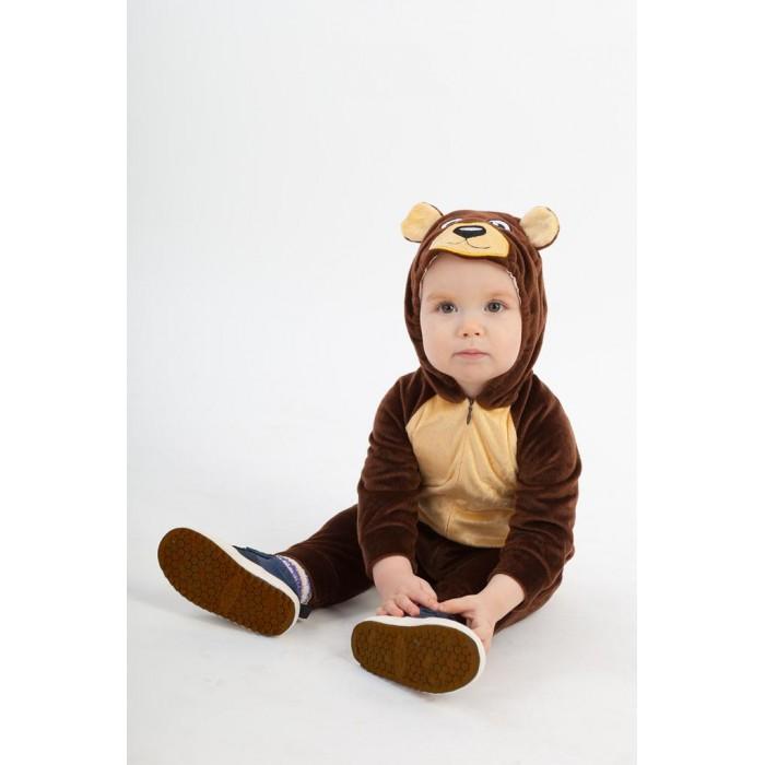 Пуговка Карнавальный костюм Медвежонок Ладушки-Игрушки 6004 к-19